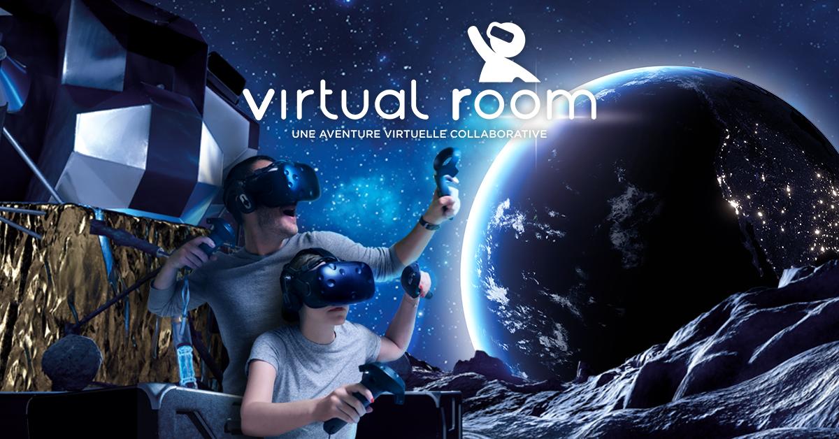 Réalité virtuelle une idée de sortie pour enfant à Bordeaux