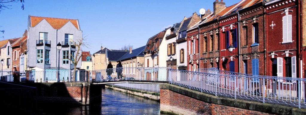 EVJF à Amiens balade